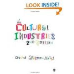 The Cultural Industries 2nd edition