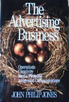 The ADVERTISING business.