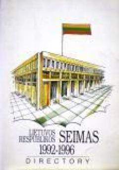 The Seimas of the Republic of Lithuania 1992-1996