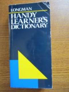 Handy Learner's Dictionary