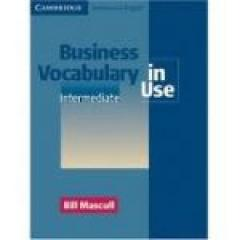 Business Vocabulary in Use Intermediate