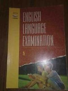 English language examination