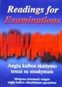 Readings for Examinations