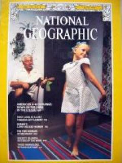 National Geographic, 1979 m., Nr. 6