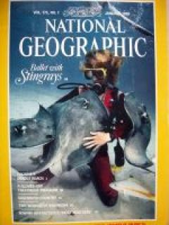 National Geographic, 1989 m., Nr. 1