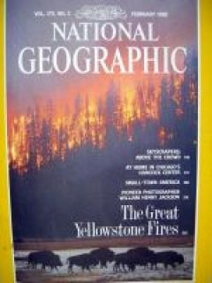 National Geographic, 1989 m., Nr. 2