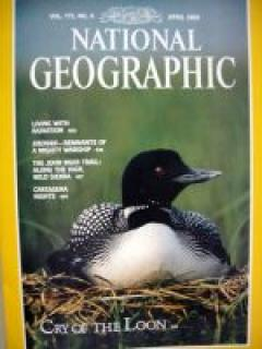 National Geographic, 1989 m., Nr. 4