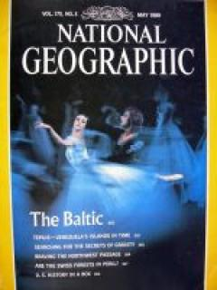 National Geographic, 1989 m., Nr. 5