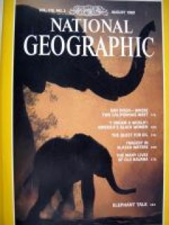 National Geographic, 1989 m., Nr. 8