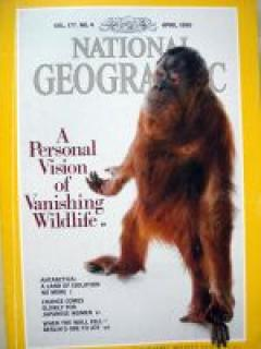 National Geographic, 1990 m., Nr. 4