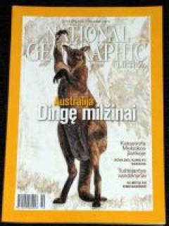 National Geographic, 2010 m., Nr. 10
