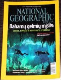 National Geographic, 2010 m., Nr. 8