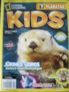 National Geographic Kids, 2011 m., Nr. 15