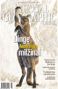 National Geographic Lietuva, 2010 m., Nr. 10