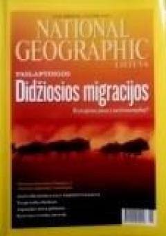 National Geographic Lietuva, 2010 m., Nr. 11