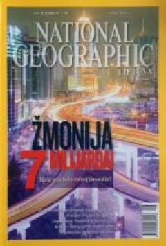 National Geographic Lietuva, 2011 m., Nr. 1