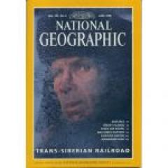 National Geographic 1998 June