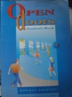 Open Doors. Student's Book 1