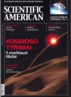 Scientific American, 2008 m., Nr. 1