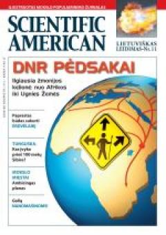 Scientific American, 2008 m., Nr. 8