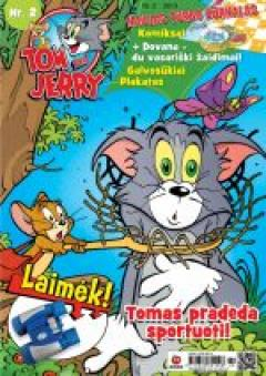 tom and jerry, 2013 m., Nr. 2