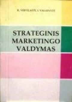 Strateginis marketingo valdymas
