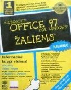 Microsoft Office 97 for Windows žaliems