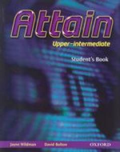 Attain. Upper-Intermediate: Student's Book