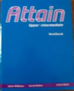 Attain. Upper-Intermediate. Workbook