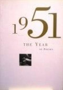 1951 the year of poetry