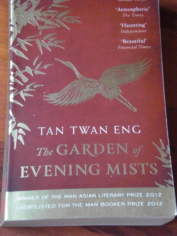 tan twai eng the garden of evening mists - The Garden Of Evening Mists